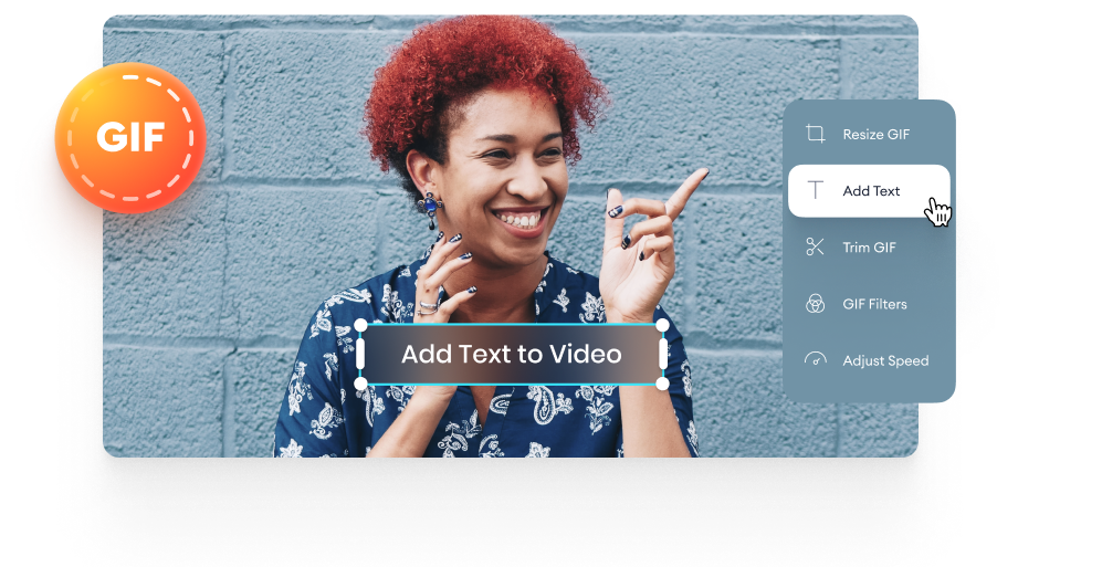 Add Text to GIF