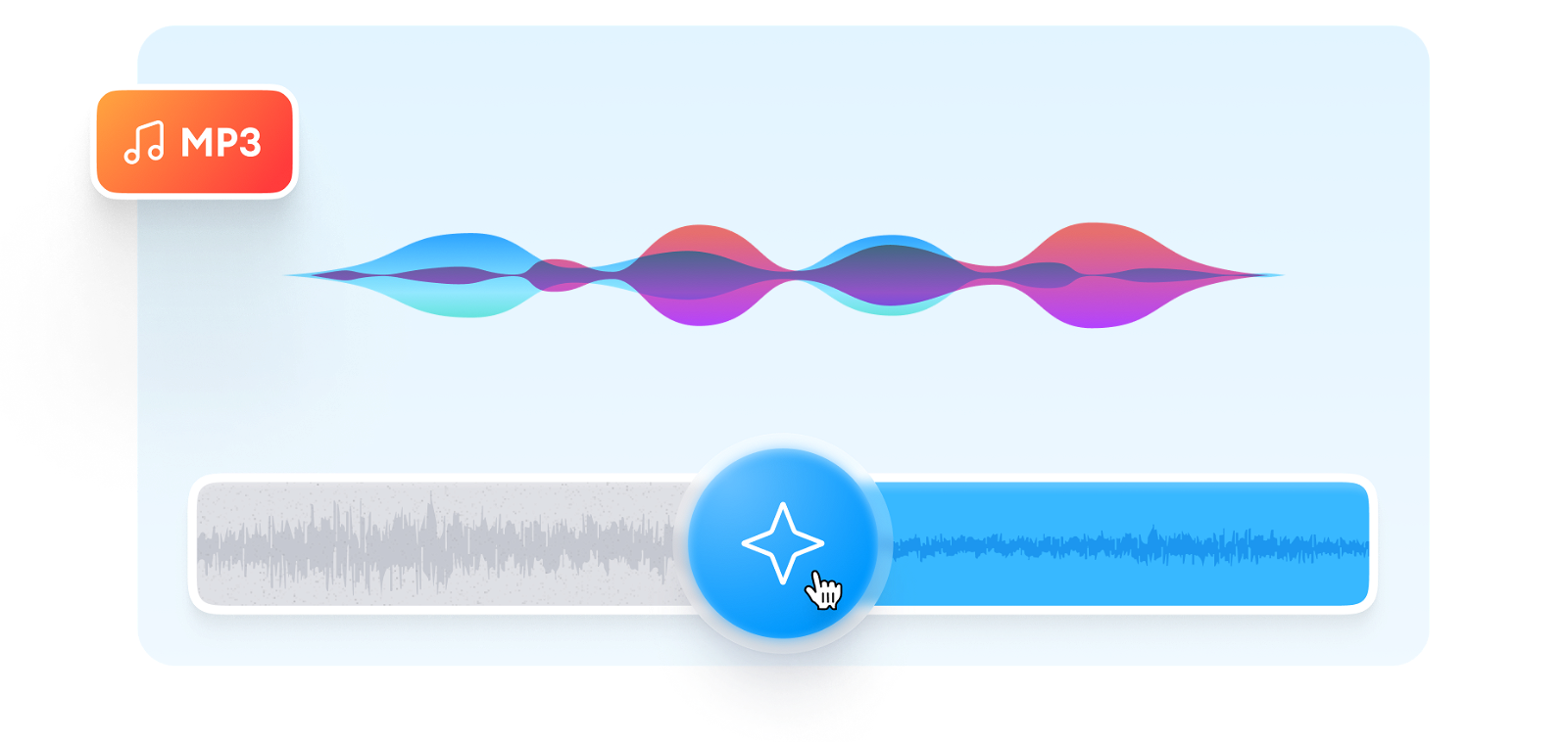 Remove Background Noise from MP3