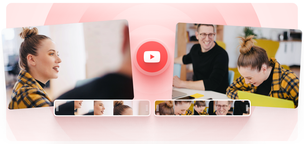 YouTube Video Combiner