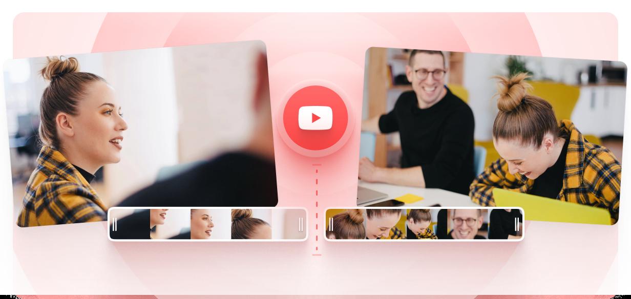 Split YouTube Video
